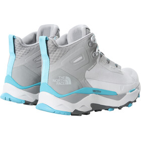 The North Face Vectiv Exploris FutureLight Mid Shoes Women, micro chip grey/maui blue
